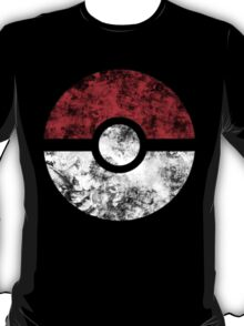 Distressed Pokeball T-Shirt