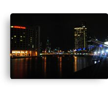 Crown Towers - Crown Casino Canvas Print