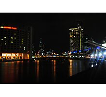 Crown Towers - Crown Casino Photographic Print