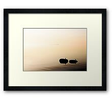 Sound Awakening  Framed Print