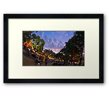 The Garden of Unearthly Delights Framed Print