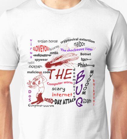 The scary internet bug Unisex T-Shirt