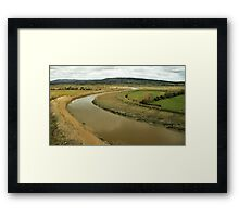 View from Bunratty Castle Framed Print
