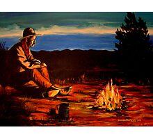 Camp Coffee #1 Photographic Print