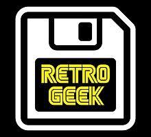Retro Geek by monsterplanet