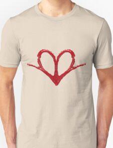 Heart Wide Open Unisex T-Shirt