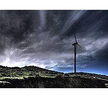 Nature's Energy Photographic Print