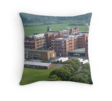 Cadburys. Throw Pillow