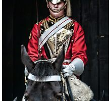 Household Cavalry by Philip Golan