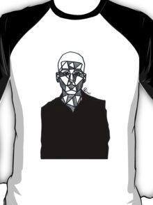 Geometric Zayn Malik  T-Shirt