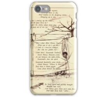 Rose Buds Virginia Gerson 1885 0035 Susannah and Rosalba Teabout iPhone Case/Skin