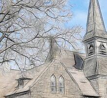 Palmer Church by Anne Smyth