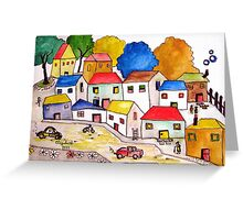 Everybody has a story to tell Greeting Card