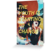 The Youth Greeting Card