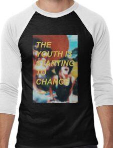 The Youth Men's Baseball ¾ T-Shirt