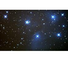 Pleiades Photographic Print