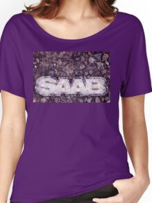 Saab Women's Relaxed Fit T-Shirt