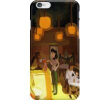 """Saints & Sinners Alike"" Coffee Shop iPhone Case/Skin"