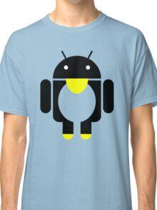 linux Tux penguin android  Classic T-Shirt
