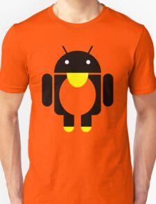 linux Tux penguin android  Unisex T-Shirt