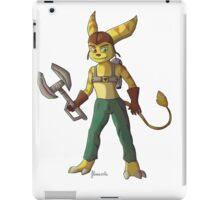 Ratchet & Clank iPad Case/Skin