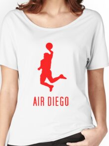 Air Diego Women's Relaxed Fit T-Shirt