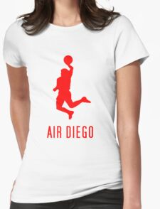 Air Diego Womens Fitted T-Shirt