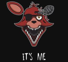 Five Nights at Freddy's 2 - Foxy - It's Me by Kaiserin