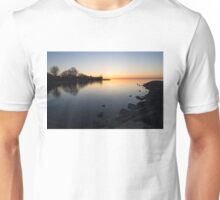 A Quiet Sunrise - Toronto, Lake Ontario Unisex T-Shirt