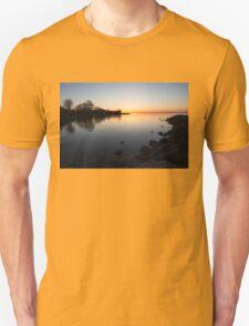 A Quiet Sunrise - Toronto, Lake Ontario T-Shirt