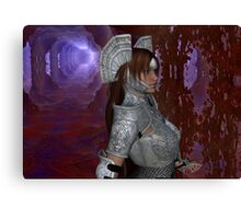 Lost in the Labyrinth  Canvas Print