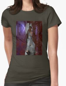 Lost in the Labyrinth  Womens Fitted T-Shirt