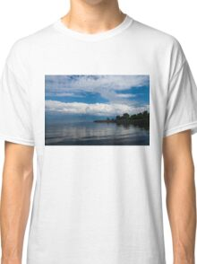 A Perfect Summer Day - Lake Ontario in Toronto, Canada Classic T-Shirt