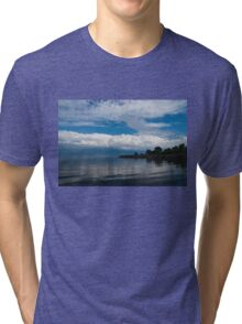 A Perfect Summer Day - Lake Ontario in Toronto, Canada Tri-blend T-Shirt