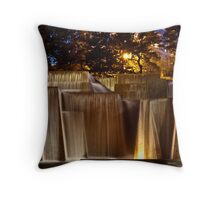 Keller Fountain Throw Pillow