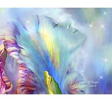 Goddess Of Thought Photographic Print
