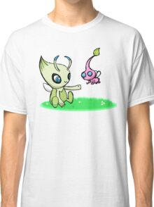 Celebi meets Flying Pikmin Classic T-Shirt