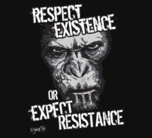 VeganChic ~ Respect Existence by veganchic