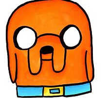 Jake - Adventure Time by Aphina