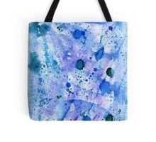 Watercolor #4 Tote Bag