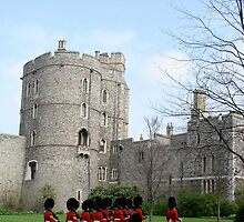 Changing Guards, Windsor Caslte by MaggieGrace