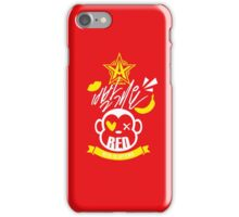 Hyuna RED iPhone Case/Skin