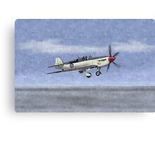 Fairey Firefly Fighter 1945 Canvas Print