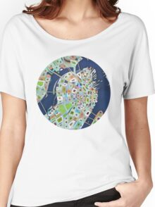 boston Women's Relaxed Fit T-Shirt