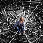 Caught in the Web by Bob Larson