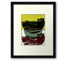 BrumGraphic #54 Framed Print