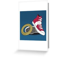 Sonic Converse Greeting Card