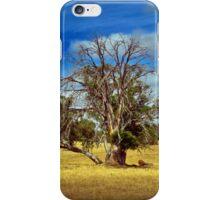 Golden Landscape iPhone Case/Skin