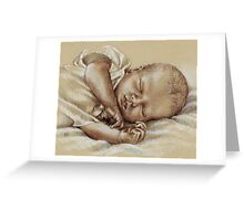 Sleep Tight Greeting Card