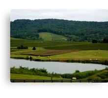 How Green Is My Valley.........      ^ Canvas Print